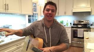 Small Town Boy Like Me   Dustin Lynch   Beginner Guitar Lesson