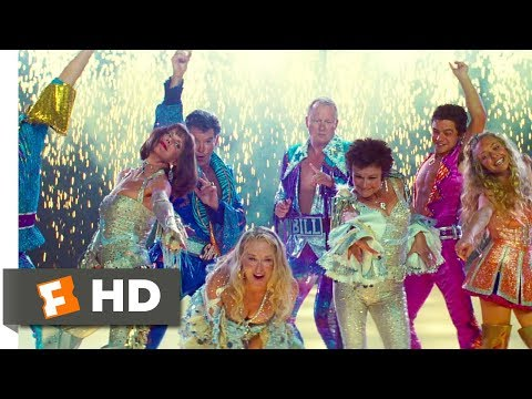 Mamma Mia! (2008) - Waterloo Scene (10/10) | Movieclips