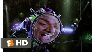Sharkboy and Lavagirl 3-D (5/12) Movie CLIP - Feel the Burn (2005) HD