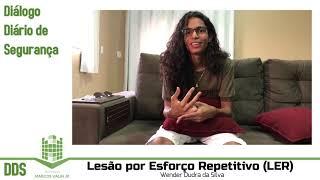 DDS: Lesão por Esforço Repetitivo (LER)