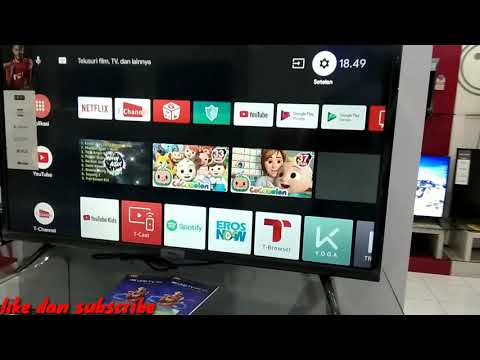 REVIEW ANDROID TV TCL 32 A3