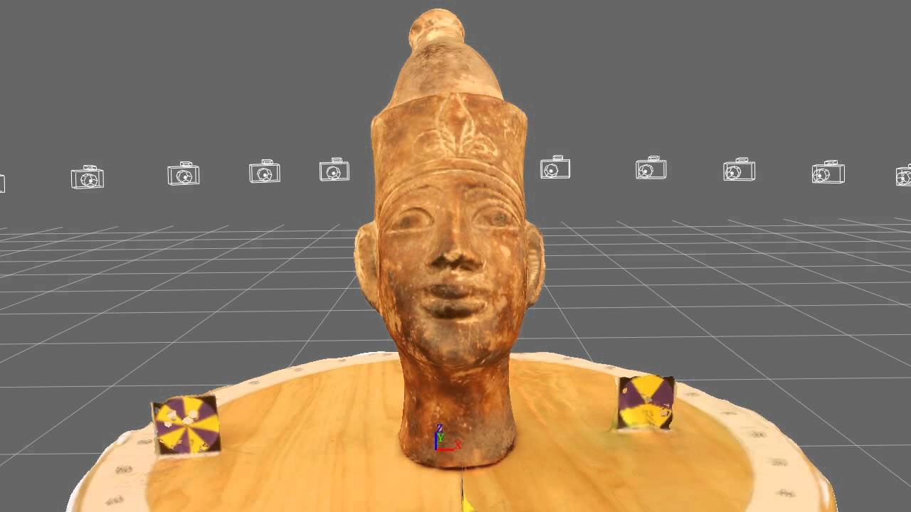Instance 1: Photogrammetry – from Images to a 3D Mannequin