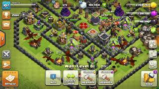 Best th 8 pusher clan 😵😵