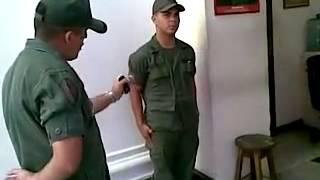 Militares Venezolanos desobedecen a sus Superiores de la FANB