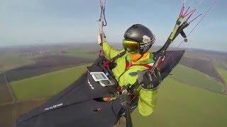 Как улететь с малых высот. part 2 paragliding (обучение параплан Крым)