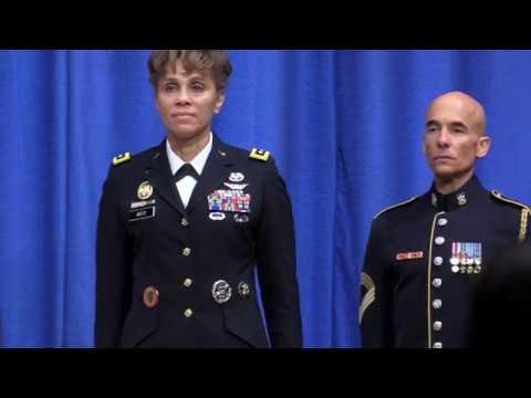 Retirement Ceremony for Master Sergeant Antonio S. Giuliano