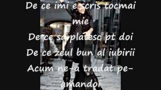 Madalina Manole Si vei pleca Lyrics