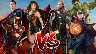 Justice League vs Avengers Ultimate Edition PART 3