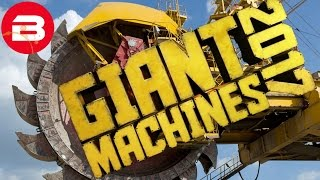 Let's Play GIANT MACHINES 2017 - WORLDS LARGEST EXCAVATOR! (GIANT MACHINES GAMEPLAY)