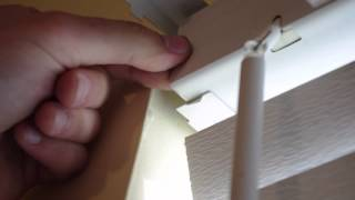 How To Adjust / Repair Window Blinds