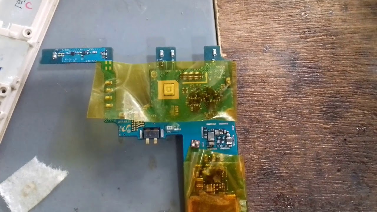 J7 Prime G610f Light Ic Reball Done