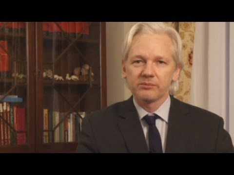 Julian Assange calls for the US Attorney General to drop investigation into WikiLeaks