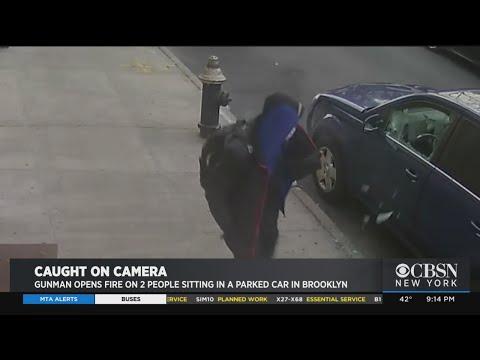 Gunman Opens Fire On 2 People Sitting In Parked Car In Brooklyn