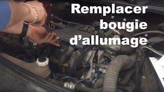 Remplacer bougie d'allumage - Renault Clio 2 essence