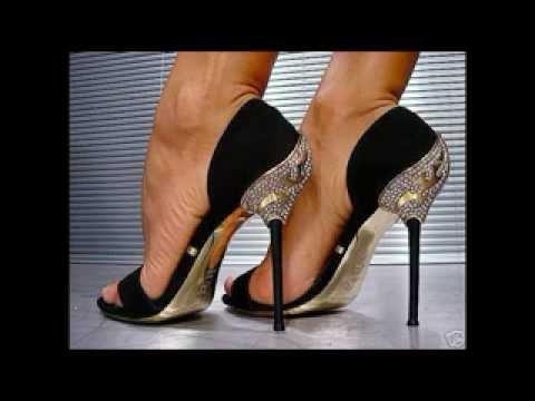 high heels collection neha - YouTube