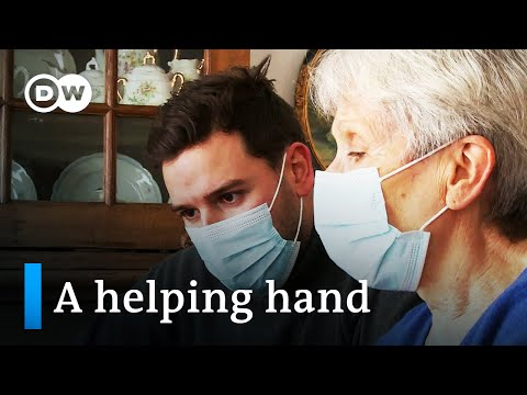 "Paris: Helping out in the coronavirus pandemic – ""Lulu dans ma rue""   DW Documentary"