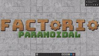 Factorio PARANOIDAL #3 - Зеленая наука, контроллеры