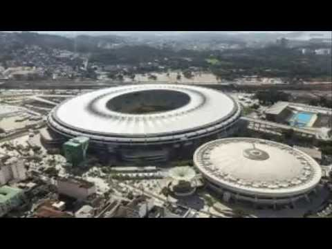 FIFA World Cup Brazil, All Football Stadium