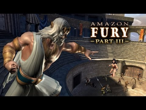 DCUO Test - Amazon Fury III Duo - Raising Hades (Re-upload)