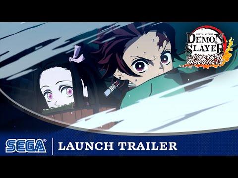 Demon Slayer -Kimetsu no Yaiba- The Hinokami Chronicles | Launch Trailer