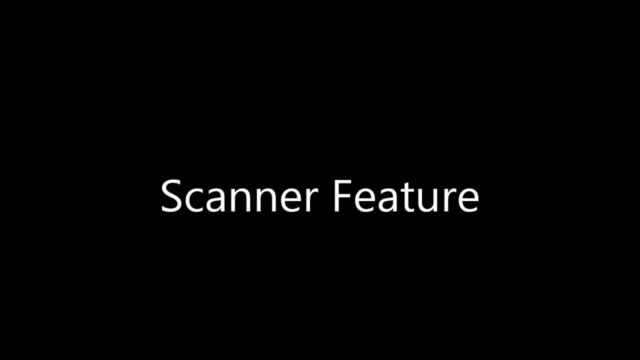 Windows 7 Scan and Fax Tutorial