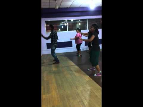 Zumba Batch conducted by Jai Umbre