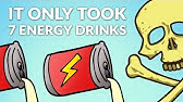 A Man Drank 1 Can of Energy Drink Per Hour, Here&#39s What Happened 7 Hours Later