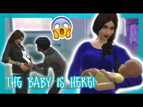 The Baby Is Coming! Worst Timing Ever! 😱👀  The Sims 4