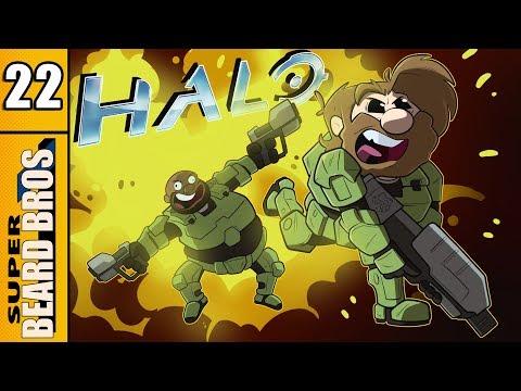 Halo: Combat Evolved | Ghost | Ep. #22 | Super Beard Bros