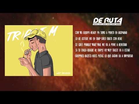 Triple M - DE RUTA [lyric Vídeo]