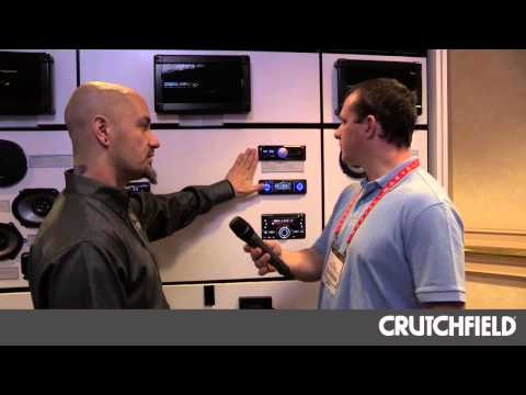 Clarion 2013 CD And Digital Media In-Dash Receivers | Crutchfield Video