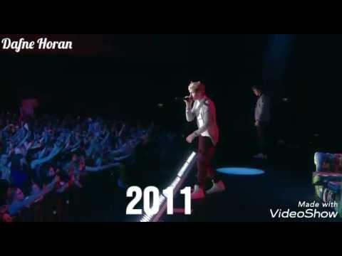 Evolución vocal de Niall Horan (2011-2017)♡