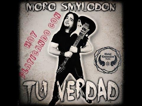 ENTREVISTA MORO SMYLODON | METAL CORROSIVO