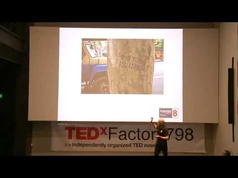 Dominic Hill at TEDxFactory798