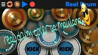 Video Cover Real drum nissa syaban- ya maulana download MP3, 3GP, MP4, WEBM, AVI, FLV September 2018