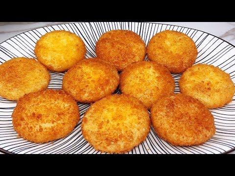 山药小饼的做法,香甜软糯,柔软又拉丝