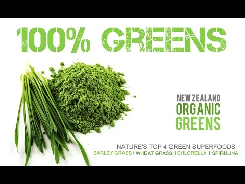 The World's Best Organic Green Superfoods - Antler Farms® Organic Greens