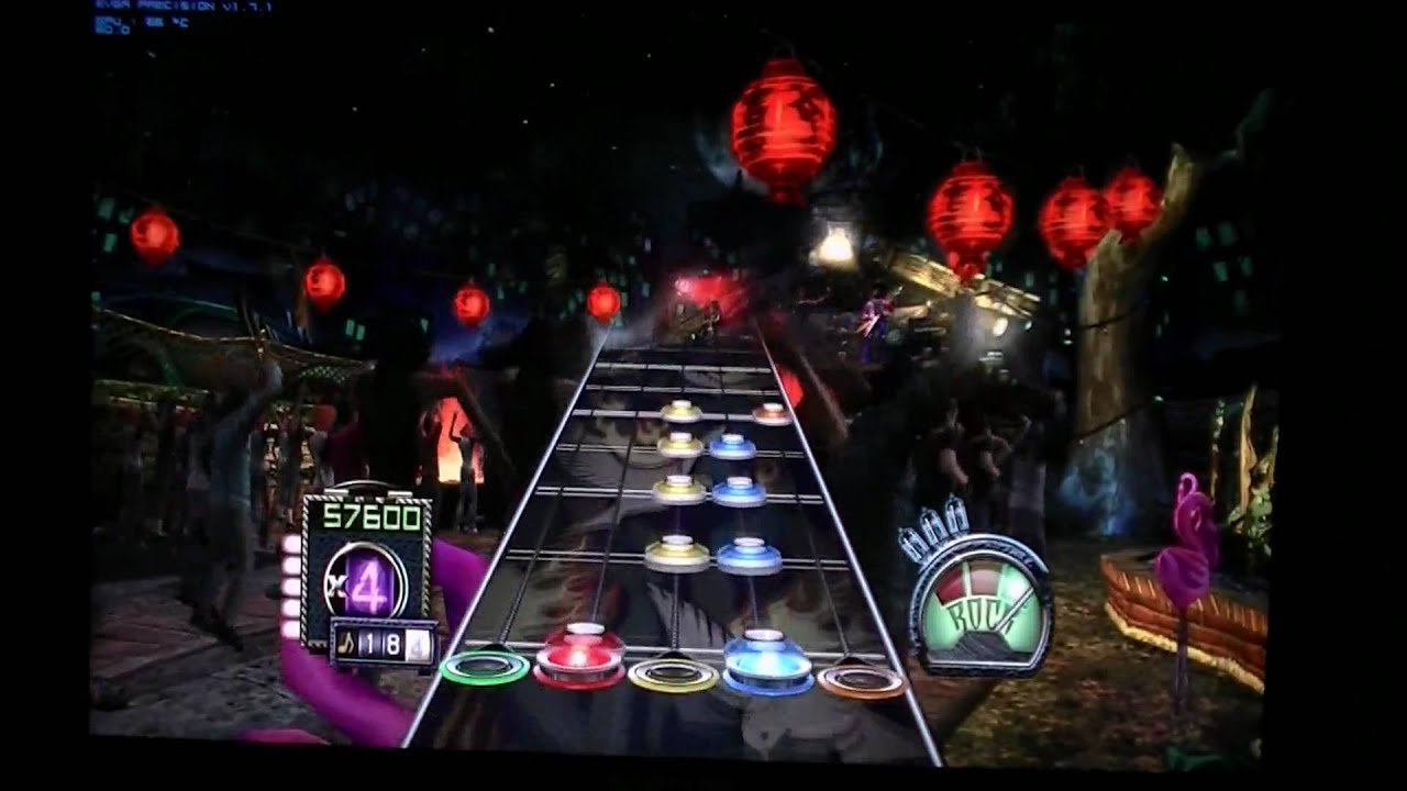 Custom guitar hero 3 song johnny b goode by chuck berry bot hd youtube - Guitar hero 3 hd ...