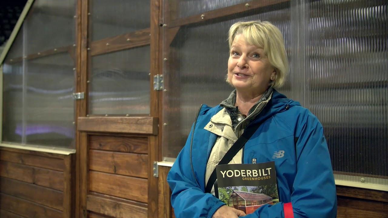 Get a Bigger Yoderbilt Greenhouse #1