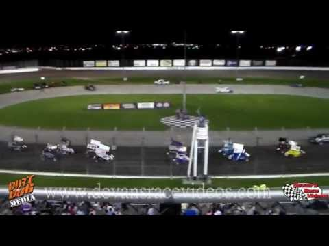 July 4, 2014 | RMLSA Lightning Sprints | Dodge City Raceway Park