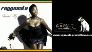 Estelle ft  Rick Ross - Break My Heart (reggae version by Reggaesta)