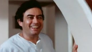 Sanjeev Kumar meets Mother - Super Funny Hilarious scene - Angoor