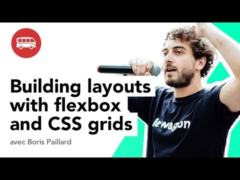Building layouts with flexbox and CSS grids
