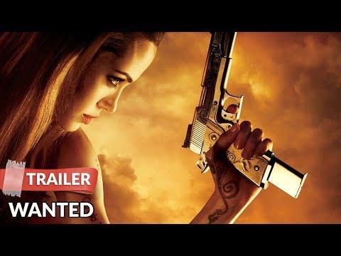 Wanted 2008 Trailer HD | Angelina Jolie | James McAvoy | Morgan Freeman