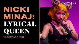 Why Nicki Minaj Always Writes Her Own Rhymes | Nicki Minaj: Lyrical Queen