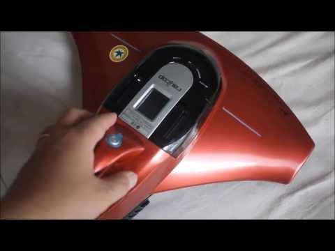 レイコップ ふとん専用ダニクリーナー 徹底検証 RAYCOP Acarina cleaner Review