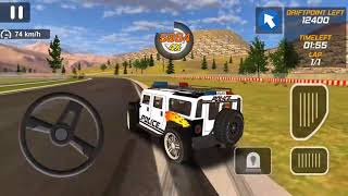 Police Drift Car Driving Simulator (New Hummer Police) Android/ios Gameplay 2018