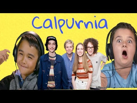 KIDS REACT TO CALPURNIA