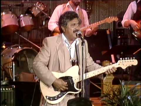 Freddy Fender, Starlight Express and The Diamonds  Live at Church Street Station