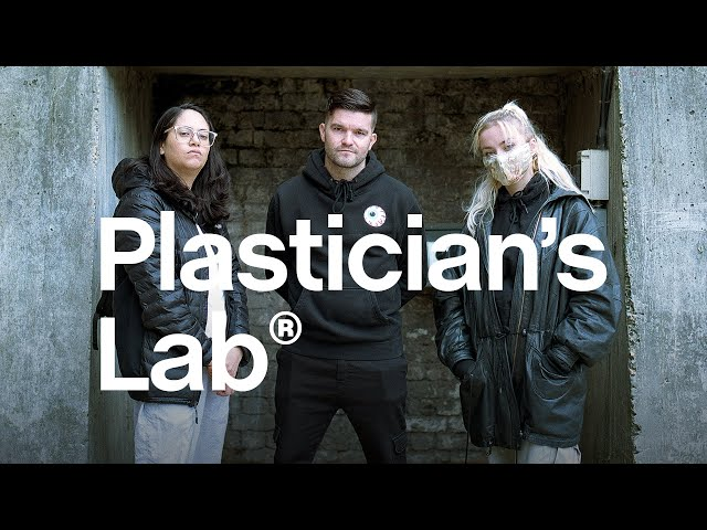 Ikonika &  L U C Y craft contrasting beats with same samples | Plastician's Lab